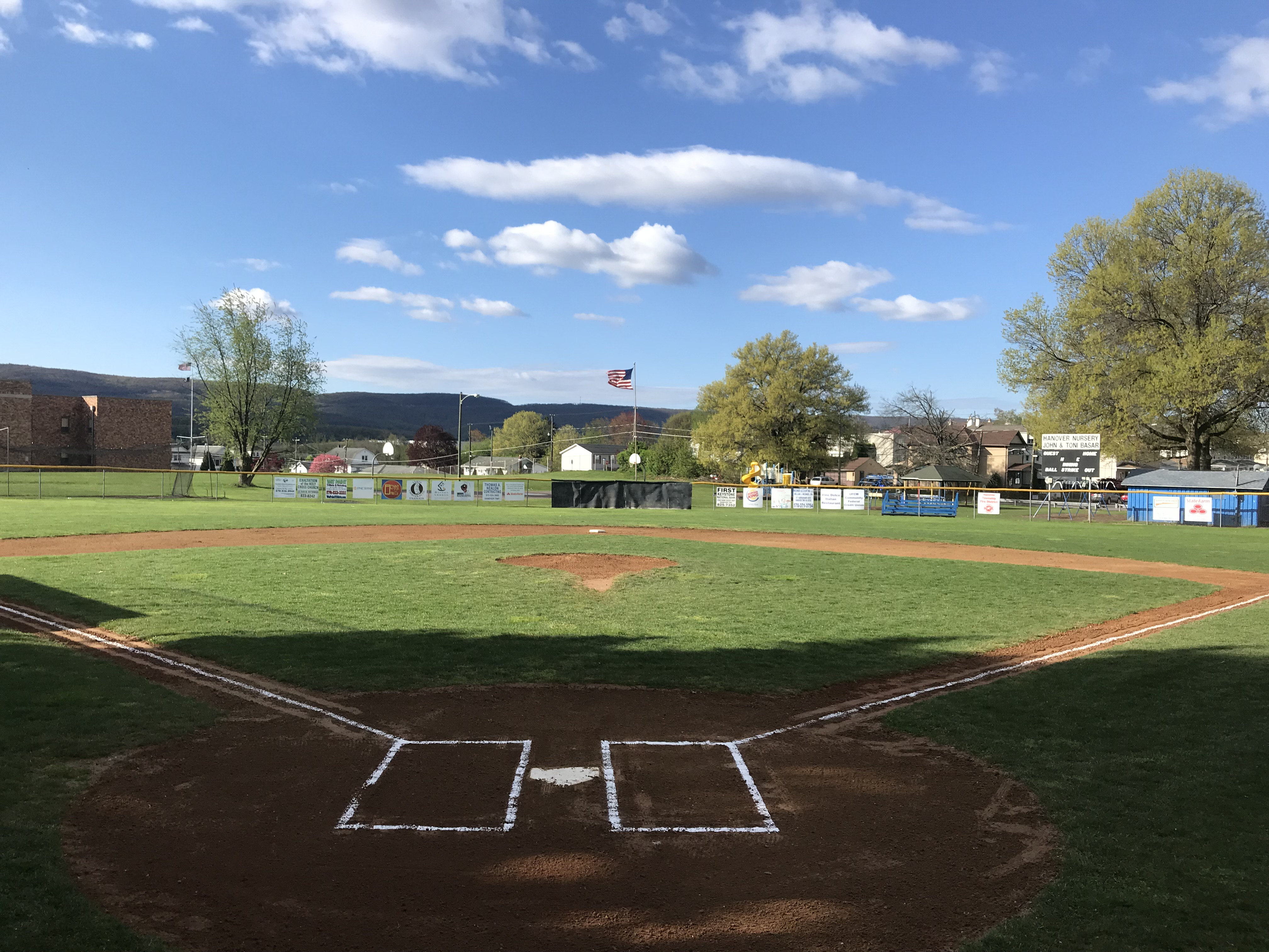 Hanover Area Little League | Website for the H A L L